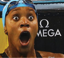 Meet the first Black woman to win a World Title in swimming