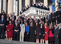 114th Congress welcomes more women, African-Americans than ever before