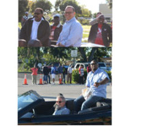 Scenes from Dr. Martin Luther King, Jr. celebrations in Fort Lauderdale, Miami and Pompano Beach