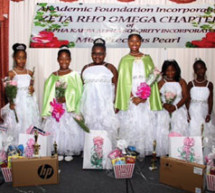 The AKAdemic Foundation, Incorporated presents 'The Miss Precious Pearl' Parade of Pearls: Gems of the Future