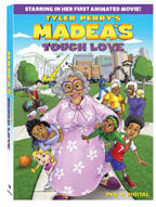 "Tyler Perry to release first ever animated film ""Madea's Tough Love"" in January 2015"