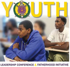 'Cultivating Future Fathers' – Free youth leadership conference