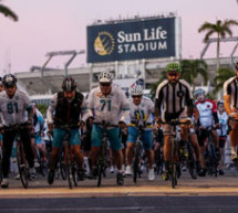 Dolphins Cycling Challenge V caps successful weekend to raise funds for cancer research