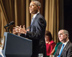 Critics pounce after Obama talks Crusades, slavery at prayer breakfast
