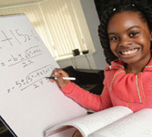 Amazing: This 10-year-old has started taking college courses towards a math degree