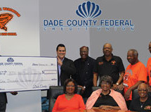 Dade County Federal Credit Union Funds B.T.W. High School Foundation, Inc. Scholarship