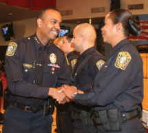 MIAMI-DADE SCHOOLS POLICE WELCOMES SEVEN NEW OFFICERS