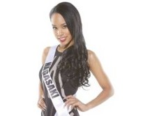Miss Japan is half-Black, and a lot of people don't like it