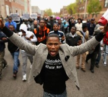 Live From The Freddie Gray Protests In Baltimore The Media Doesn't Want You To See