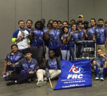 Dillard High School takes home first place at the Georgia FIRST2015 Peachtree Regional Robotic Competition