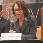 Jackie Hampton to left Corporate America for Black Press