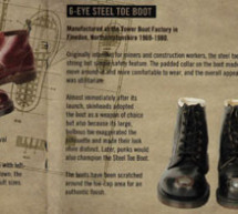 Letter protests Dr. Martens' skinhead marketing ploy