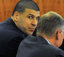 Aaron Hernandez charged with witness intimidation