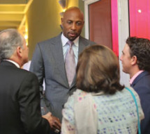 ALONZO MOURNING SHOWS SUPPORT FOR OPERATION UNDERGROUND RAILROAD TO COMBAT CHILD SEX TRAFFICKING TRADE IN MIAMI