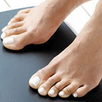 Your feet can tell the story of bigger illness threats