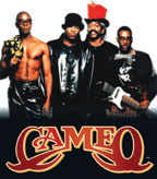 Cameo is coming to town