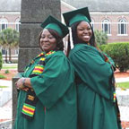 Grandmother and granddaughter duo graduate together from FAMU