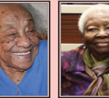 The Westside Gazette Newspaper extends Happy Mother's Day wishes to our 'Greatest Moms In The World', contest winners Mrs. Dorothy Singletary and Mrs. Luereen Flournoy