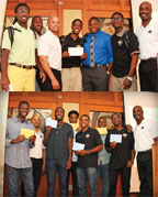 100 Black Men of Greater Fort Lauderdale keeps giving back through Leadership Academy Scholarship Program