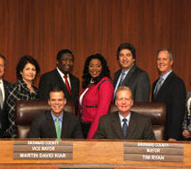 Broward Commissioners approve 2015 Charter Review Commission Members