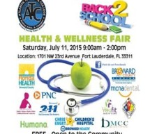 Health & Wellness Fair – Saturday, July 11, 2015 from 9:00 am – 2:00 pm