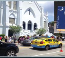 Charleston church massacre draws crowds, raises questions