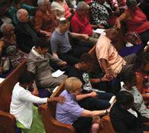 D.C.'s Metropolitan AME Church holds prayer vigil for Charleston Nine