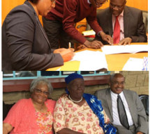 FAMU and Siaya County, Kenya governor signs MOU to promote international collaboration and research exchange