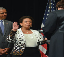 Lynch's installation as AG overshadowed by Charleston tragedy