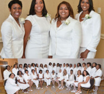 North Broward County (FL) Chapter of The Links, Incorporated inducted new members
