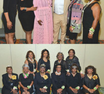 Zeta Rho Omega Chapter 60th anniversary 'A Diamond Legacy' and 2015 Top Hat Salute
