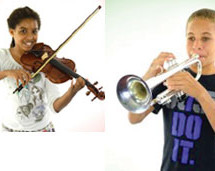 Accepting applications! CAP Young Musicians' Orchestras, ALL-STAR Jazz Ensemble & Jazz PREP Band