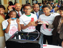 Black male STEM story