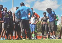 CITY OF FORT LAUDERDALE WITH TONY SANDS PRESENTS SANDS-SANTIIONAL  SUMMER SPEED CAMP –