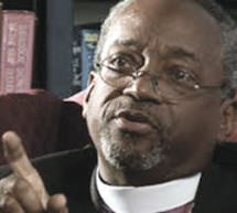 Election of Black leader helps redeem Episcopal Church