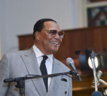 Nation of Islam Planning Million Man March 20th Anniversary