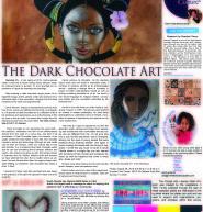 The Dark Chocolate Art