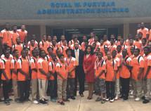 Corporate donations make Florida Memorial University's 'Black Male College Explorers Program' a huge success