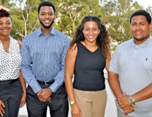 FAMU scholars earn prized spots at UC Santa Barbara Research-Policy Institute