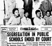 Milestones in African American Education