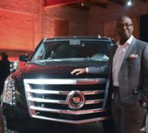 Black designer lights up GM
