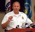 Dotson says 14-year-old witnessed Mansur Ball-Bey shooting