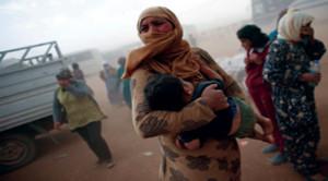Syrian-refugee