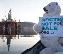 Why is President Obama allowing Shell Oil to drill in the Arctic Ocean?