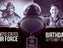 68TH UNITED STATES AIR FORCE BIRTHDAY