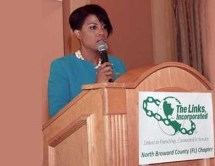 Baltimore Mayor Rawlings-Blake enhances the legacy of North Broward Links