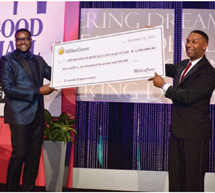 MillerCoors renews commitment to Thurgood Marshall College Fund with a milestone $1.2 million donation