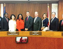 Broward Commissioner Marty Kiar selected to serve as Mayor Broward Commissioner Barbara Sharief selected as Vice Mayor