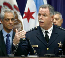 Chicago police chief ousted amid tensions over Black teen's killing