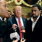 Donald Trump and the failed opportunism of 100 Black pastors
